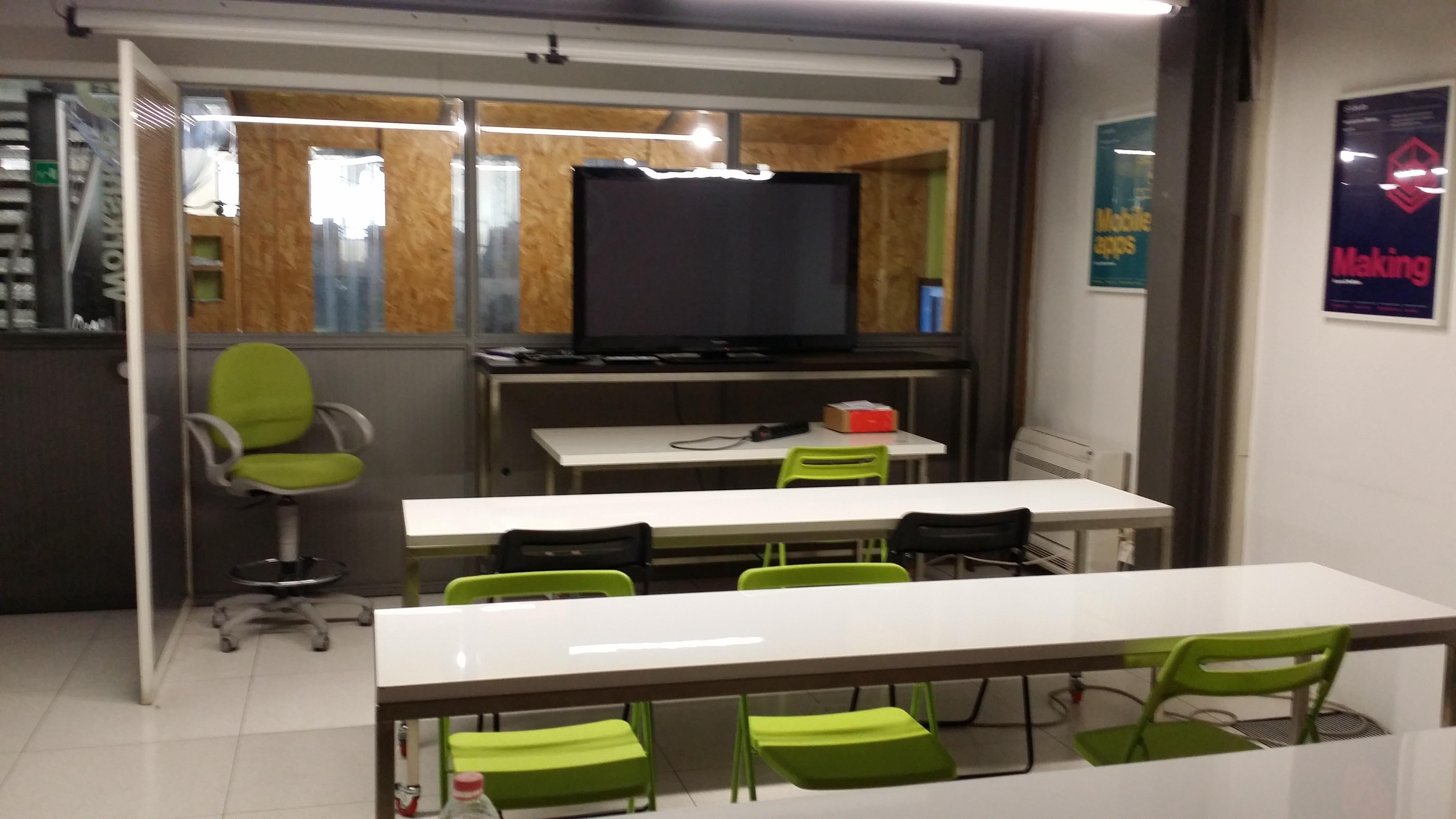 corsi laravel in aula