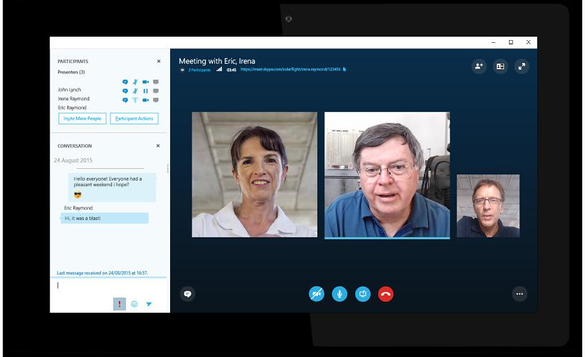 differenze fra Skype, Skype Riunioni e Skype Business
