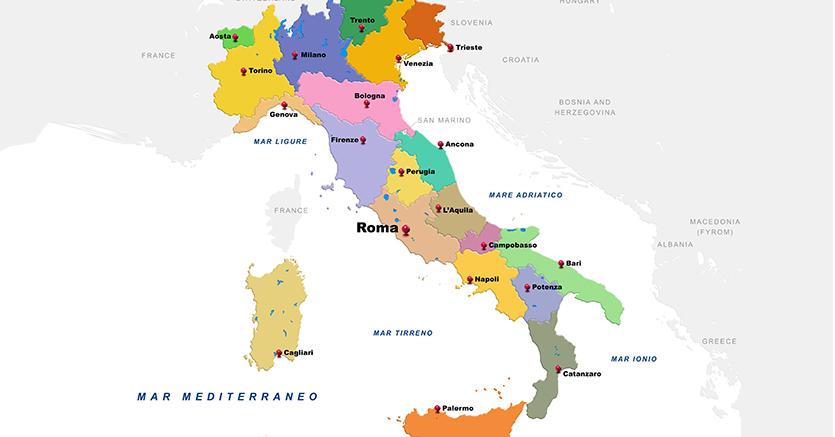 Cartina Italia Javascript.L Italia Quell Italia Che Crede Nell Innovazione A Tutti I Costi