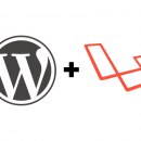 laravel+wordpress