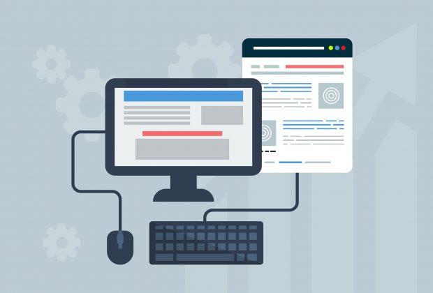 creare un sito web veloce